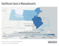 Healthcare Costs in Massachusetts - Averaged by Medicare Reimbursements per Enrollee.png