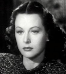 Hedy Lamarr in Dishonored Lady 3.jpg
