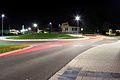 Heidecker Kreisverkehr bei Nacht.jpg