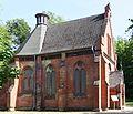 Heiligendamm, die Waldkirche.JPG