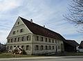 Heimertingen - Memminger Str Nr 16 Mühle v NO.JPG