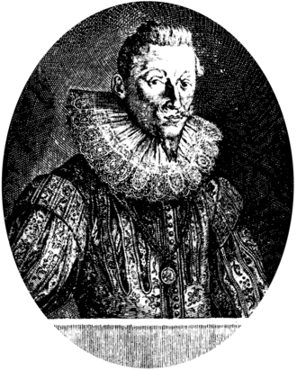 Symphoniae sacrae I - The composer of the collection in 1627