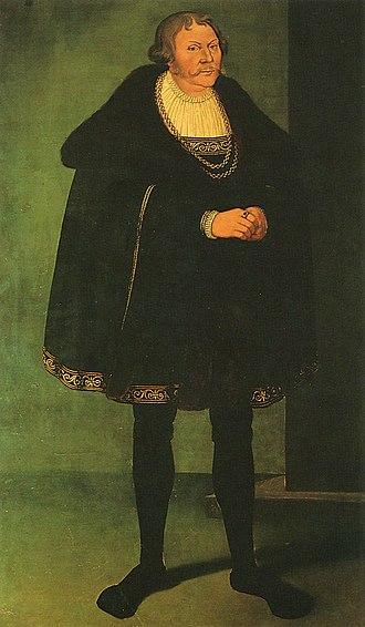 Henry V, Duke of Mecklenburg - Henry V of Mecklenburg