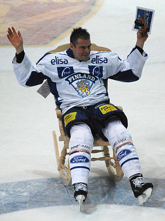 Raimo Helminen - Image: Helminen retired