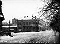 Helsinki 1895, Mannerheimintie 1, 3. Aleksanterinkatu 52, 54. Kolmensepänaukio. - N1143 - hkm.HKMS000005-km0000mfgx.jpg