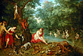 Hendrick van Balen y Jan Brueghel II - Baño de Ninfas.jpg