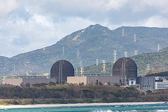 Pingtung County - Maanshan Nuclear Power Plant