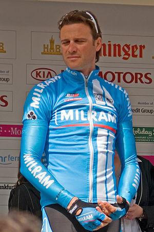 Alessandro Petacchi - Petacchi at the 2006 Rund um den Henninger Turm.