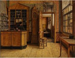 Henri de Braekeleer: The old inn