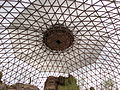 Henry Doorly Zoo interior roof of desert dome 32.JPG