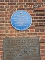 Henry Preston blue plaque Grantham.jpg