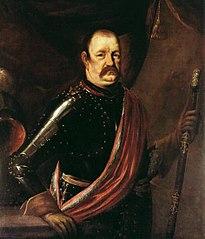 Portrait of Jerzy Sebastian Lubomirski.