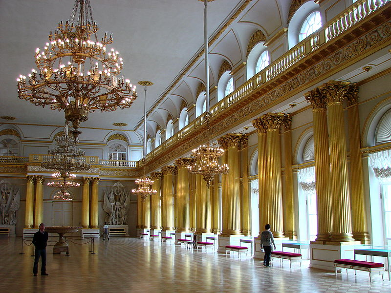 Restaurant Saint Petersbourg Cannes
