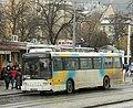 Heuliez GX-107 (BC 7534 CO) in Lviv, Torgova st. line 6A.jpg