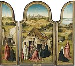 Hieronymus Bosch - Triptych of the Adoration of the Magi - WGA2606.jpg