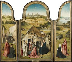 Hieronymus Bosch - Triptych of the Adoration of the Magi - WGA2606.jpg
