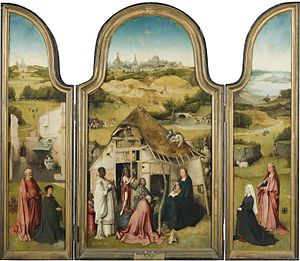 Adoration of the Magi (Bosch, Madrid)