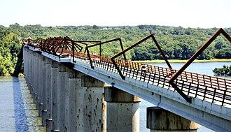 High Trestle Trail - High Trestle Trail Bridge