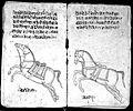 Hindi Manuscript 191, fols. 36 verso 37 rect Wellcome L0024229.jpg