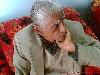 Hiren Bhattacharyya - Image: Hiruda