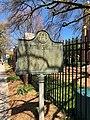 Historical Marker, St. Luke's Episcopal Church, Atlanta, GA (47474216001).jpg