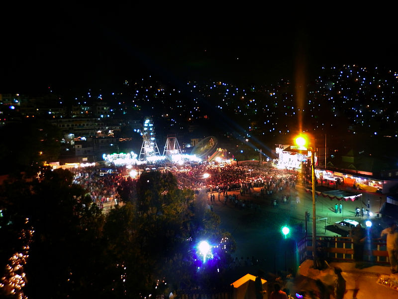 File:Hodo ground during Shoolini Mahotsav..jpg