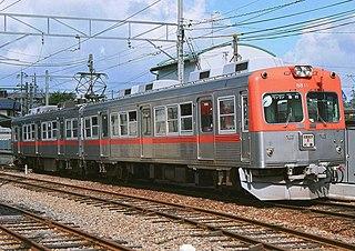 Hokuriku Railroad Asanogawa Line railway line in Japan