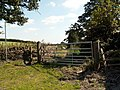 Hollin House Lane Footpath and Stile - geograph.org.uk - 545843.jpg
