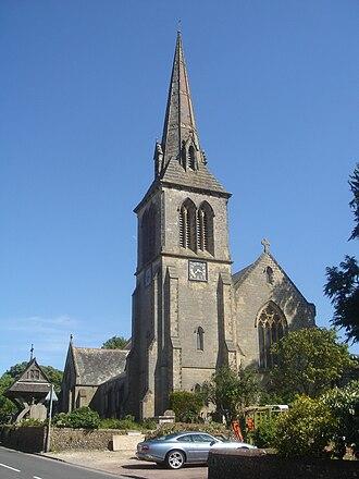 Charles Barry - Holy Trinity Church, Hurstpierpoint