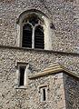 Holy Trinity Church, Takeley - tower south belfry window.jpg