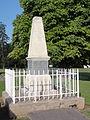 Homblières (Aisne) monument aux morts 1870.JPG