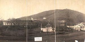 The Omni Homestead Resort - The Homestead in 1903