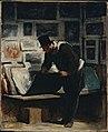 Honoré Daumier - L'amateur d'estampes (Petit Palais).jpg