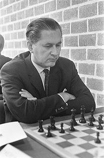 Paul Keres Estonian chess grandmaster