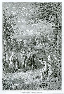 Thomas Hooker Puritan minister