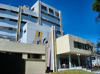 Cómo llegar a Hospital Pereira Rossell en transporte público - Sobre el lugar