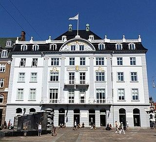 Hotel Royal, Aarhus Historic hotel in the heart of Aarhus, Denmark