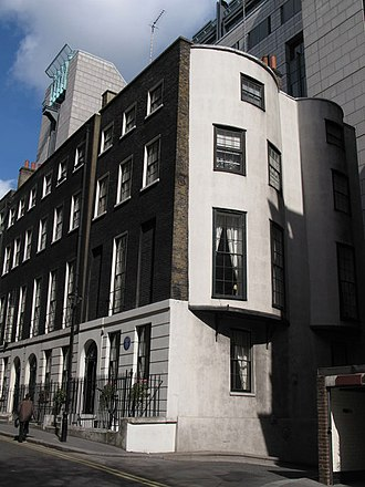 Craven Street - Houses in Craven Street