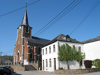 Houyet - Image: Houyet 050421 (1)