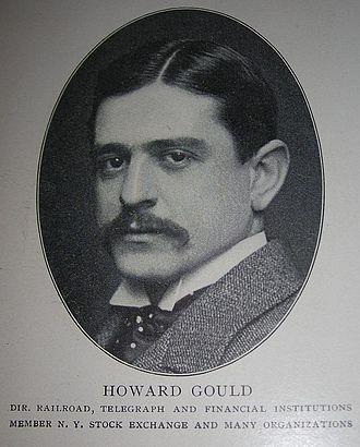 Howard Gould - Image: Howard Gould (1871 1959) portrait