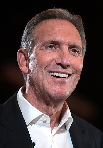 Howard Schultz - Schultz in January 2019