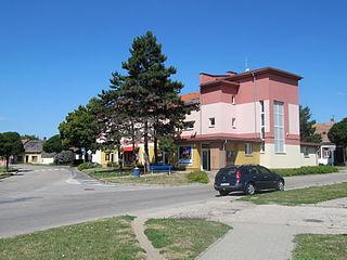 Hrušky (Břeclav District) Municipality in South Moravian, Czech Republic