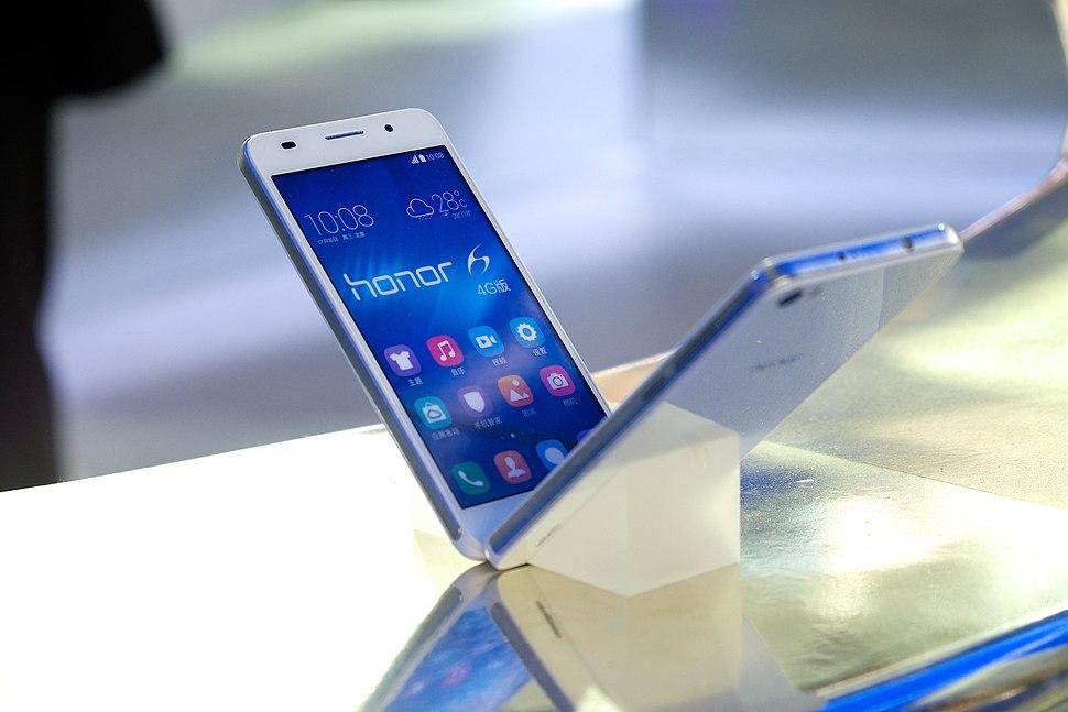 Huawei Honor 6 MWC 2015