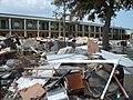 Hurricane Ike Cameron LA motel recovery.jpg