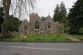 Hurst, Berkshire village in United Kingdom