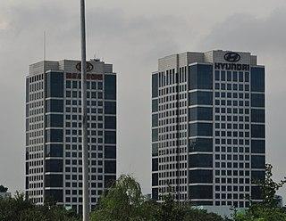 Hyundai Motor Company South Korean multinational automaker