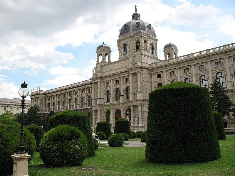 The Museum of Fine Arts, Vienna