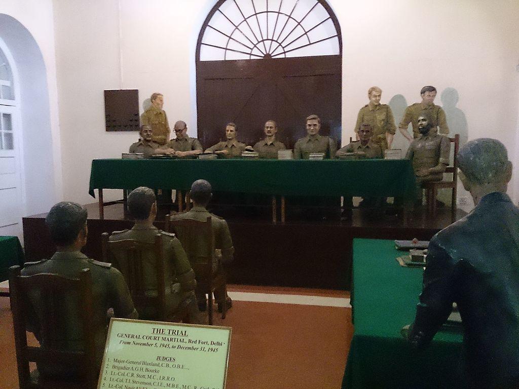 subhash chandra bose museum
