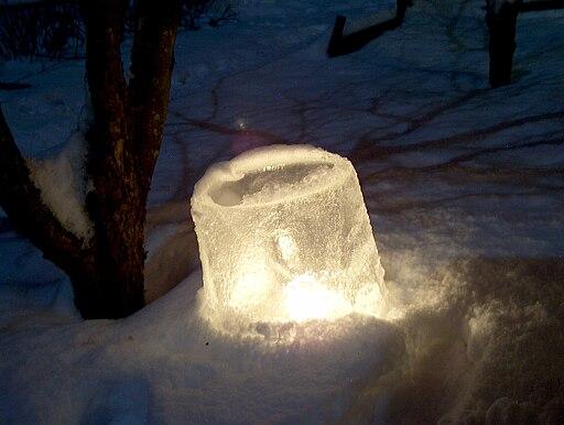 Ice lantern Jäälyhty HP4946C