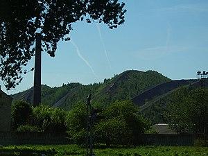 Ida-Viru County - Image: Ida Viru Tuhamäed